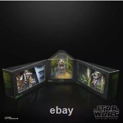 Star Wars Black Series Heroes of Endor Exclusive SDCC PulseCon
