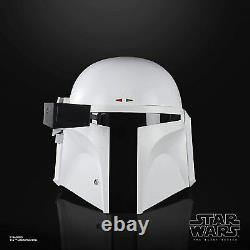 Star Wars Black Series Prototype Boba Fett Electronic Helmet