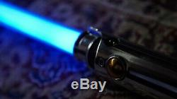 Star Wars Blue Light Saber Master Replica 2005 Working