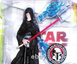 Star Wars Clone Wars DARTH SIDIOUS CW45 45 2010 VHTF CW