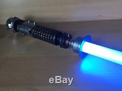 Star Wars Custom Obi-Wan Kenobi Lightsaber