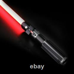 Star Wars Darth Vader Lightsaber Replica Force FX Dueling Rechargeable Metal