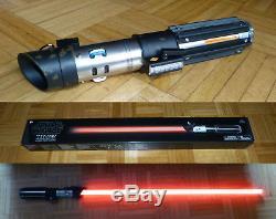 Star Wars DarthVader Force FX Lichtschwert lightsaber exklusiv abnehmbare Klinge