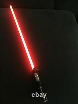 Star Wars Disney Galaxy's Edge Darth Vader Legacy Lightsaber Hilt Exclusive Park