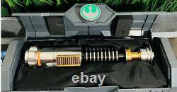 Star Wars Disney Galaxy's Edge Luke Skywalker Legacy Lightsaber Hilt w Blade