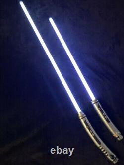 Star Wars Disney Galaxys Edge AHSOKA TANO Legacy Lightsaber Hilts Disneyland NEW