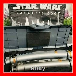 Star Wars Disney Galaxys Edge Ahsoka Tano Legacy Lightsaber Hilt Limited New