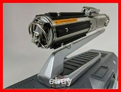 Star Wars Disney Parks Galaxys Edge Rey Luke Anakin Legacy Lightsaber Hilt +box