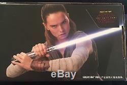Star Wars Disney Parks Luke Skywalker / Rey Lightsaber Removable Blade & Hilt