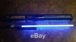 Star Wars (EP. 3) Anakin Skywalker Master Replicas FX-Lightsaber