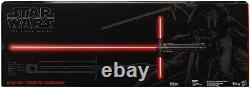 Star Wars Episode VII Black Series Kylo Ren Force FX Deluxe Lightsaber (NEW)