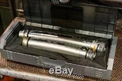 Star Wars Galaxys Edge AHSOKA Legacy Lightsaber SEALED NEW