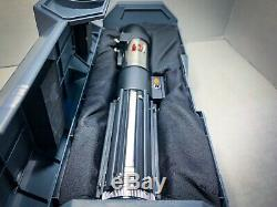 Star Wars Galaxys Edge Darth Vader Lightsaber Original New & Sealed