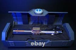 Star Wars Galaxys Edge Reforged Rey Skywalker Legacy Lightsaber Hilt Sealed