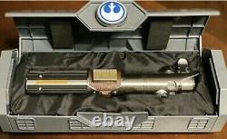 Star Wars Galaxys Edge Reforged Rise Skywalker Rey Legacy Lightsaber Hilt Disney