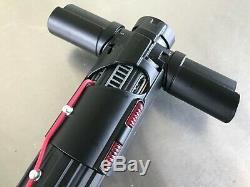 Star Wars Graflex 2.0 / 2.5 Skywalker Rey Kylo Ren lightsaber hilt prop set