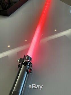 Star Wars Graflex Lightsaber Lichtschwert Master Metall Bluetooth