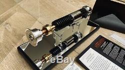 Star Wars LightSaber Obi-Wan Kenobi Limited Edition Master Replicas 2005