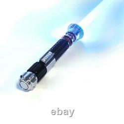 Star Wars Lightsaber Replica Force FX Obi-wan Dueling Rechargeable Metal Handle