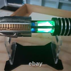 Star Wars Luke Skywalker Reveal V2 ROTJ Lightsaber Hilt See Pics
