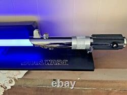 Star Wars Master Replicas Anakin Skywalker Force FX Lightsaber, 2005, SW-208