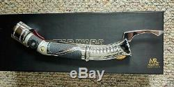 Star Wars Master Replicas Count Dooku Lightsaber LE 11 Scale SW-105