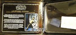 Star Wars Master Replicas Luke Skywalker Lightsaber Episode V. 45 Scale Rey TLJ