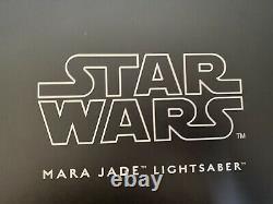 Star Wars Master Replicas Mara Jade Signature Edition Lightsaber 192/750