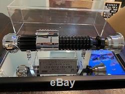 Star Wars Master Replicas Obi-Wan Kenobi As First Built Lightsaber 276/500