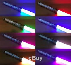 Star Wars Obi-Wan Kenobi AOTC Arena Style Clan SaberForge Custom Lightsaber
