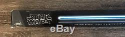 Star Wars Obi-Wan Kenobi Force FX Lightsaber Hasbro Signature TPM AOTC Rare