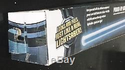 Star Wars Obi Wan Kenobi Ultimate FX Lightsaber Blue Ages 6+ Light Saber Toy