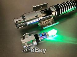 Star Wars ROTJ L6 Graflex Skywalker beauty lightsaber hilt prop