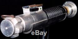 Star Wars ROTJ Luke Skywalker Lightsaber Hero Prop Replica machined Metal