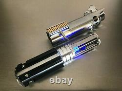 Star Wars Rey Graflex Skywalker beauty reveal lightsaber hilt prop