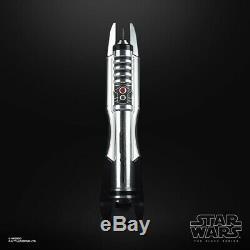 Star Wars The Black Series Elite Darth Revan Force FX Lightsaber Ships August
