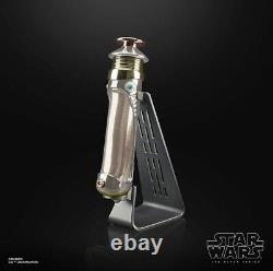 Star Wars The Black Series Emperor Palpatine Force FX Elite Lightsaber (New)