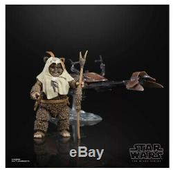 Star Wars The Black Series Heroes of Endor 2020 Convention Excl Preorder