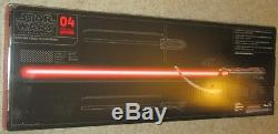 Star Wars The Force Awakens The Black Series Kylo Ren FX Force Deluxe Lightsaber