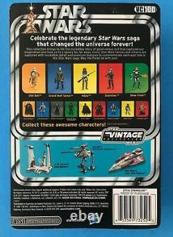Star Wars Vintage Collection Starkiller Vc100 Unpunched