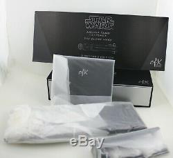 Star wars-ahsoka tano lightsaber limited directors edition