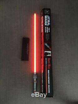Star wars light saber Force Fx 2006 (quick Sale)