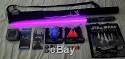 Ultimate LIGHTSABER Package Star Wars Galaxy's Edge Disney Disneyland Sith Jedi