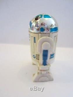 Vintage 1985 Star Wars Potf R2-d2 Pop Up Lightsaber Complete Action Figure 100%