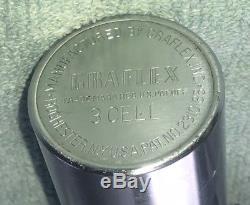Vintage Graflex 3 Cell Flash Gun Red Button Star Wars Lightsaber Rare Piece