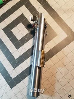 Vintage Graflex 3 Cell Flash Gun Star Wars Lightsaber Luke Skywalker with EXTRAS
