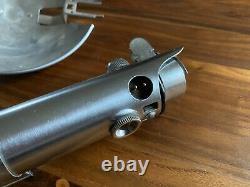 Vintage Graflex 3 Cell Flash Handle Skywalker Lightsaber with Reflector