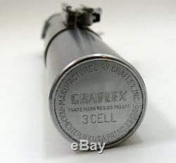 Vintage Graflex 3 Cell Flash Handle Star Wars Lightsaber Luke Skywalker