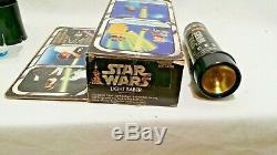 Vintage Star Wars Kenner Inflatable Light Saber Used in Box