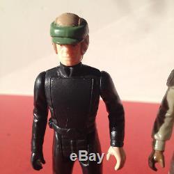 Vintage Star Wars Last 17 Lot Gunner Luke Poncho Lando R2D2 Pop-up Light Saber